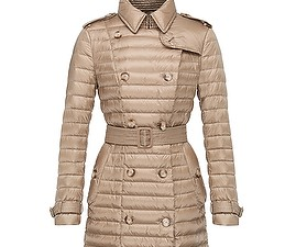 MONCLER PRESENTE LE TRENCH