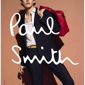 Paul Smith Campagne printemps-été 2016
