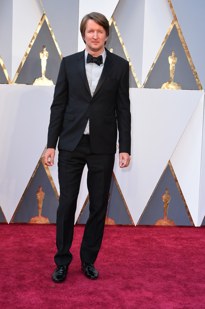 HOLLYWOOD, CA - FEBRUARY 28: Director Tom Hooper attends the 88th Annual Academy Awards at Hollywood & Highland Center on February 28, 2016 in Hollywood, California. (Photo by Steve Granitz/WireImage)