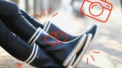 Jeu-concours AIGLE #adeuxcestmieux : de l'amour et du caoutchouc !