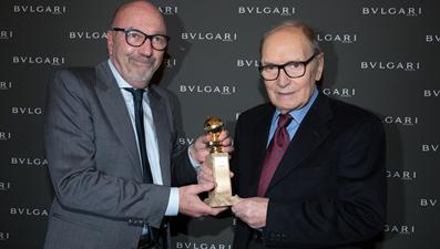 Bulgari acceuille la cérémonie exceptionnelle des Golden Globes à Rome