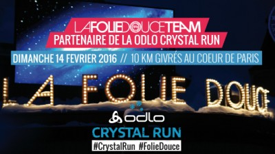 Folie Douce Odlo Crystal Run Paris