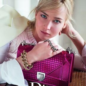 La nouvelle campagne Dior Printemps-Été 2016 avec Jennifer Lawrence