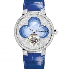 LOUIS VUITTON, présente Blossom sa collection montres et joaillerie