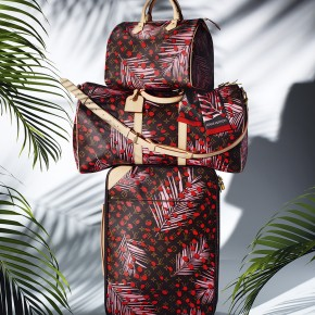 Louis Vuitton Collection capsule Summer 2016 : Tropical Journey