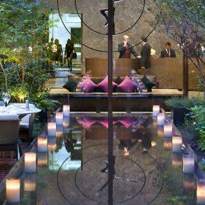 Le Printemps prend ses quartiers dans le Jardin du Mandarin Oriental, Paris