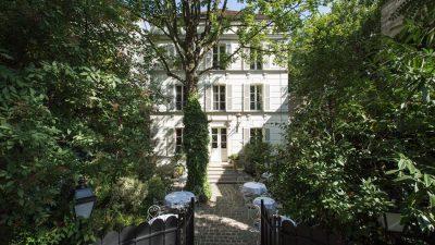L'Hôtel Particulier Montmartre ouvre ses jardins !