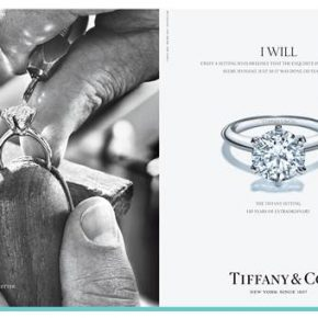 Tiffany & Co. – Nouvelle Campagne 2016 «Je m'engage»