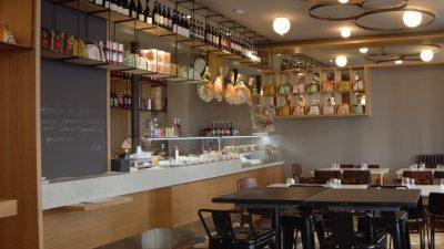 Meriggio : un nouveau concept-store food italien à Paris