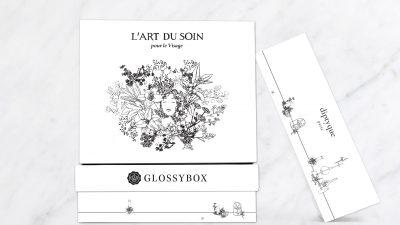 Glossybox par Diptyque en mai 2016