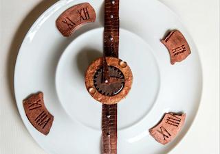 La Maison Bucherer et l'Hôtel Westminster s'associent & créent un dessert  exceptionnel : l'Instant Chocolat by Bucherer.