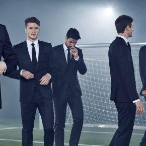 Hugo Boss habille l'équipe de football allemande à l'occasion de l'Euro 2016