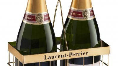 LAURENT-PERRIER dévoile son Panier Duo !