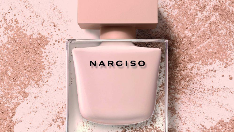narciso rodriguez parfums présente NARCISO EAU DE PARFUM POUDREE