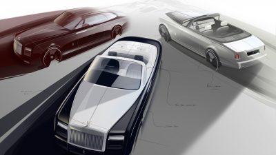 Rolls Royce PHANTOM ZENITH : Le nec-plus-ultra, la quintessence du luxe : naissance d'une nouvelle référence.