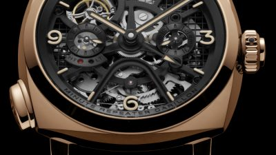 Radiomir 1940 Minute Repeater Carillon Tourbillon GMT