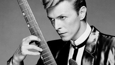 Petit éloge de David Bowie est en librairie !
