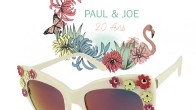 Paul & Joe : un 20 ème anniversaire tout en lunettes