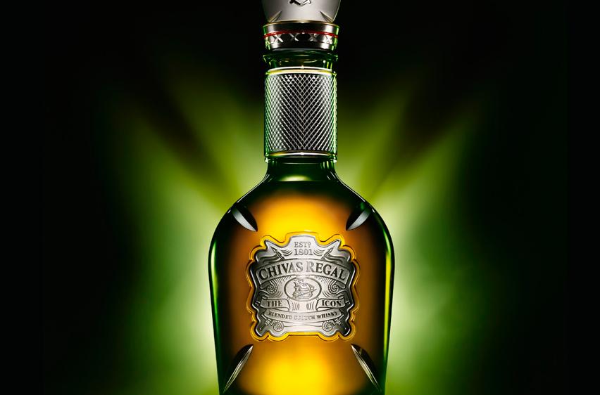 Chivas Regal THE ICON : un nectar de luxe au délice prestige