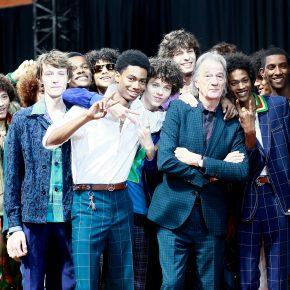 Collection printemps-été 2017 : Paul & Smith habille l'espoir, la paix et les cœurs