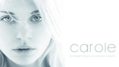 Carole G – les cosmétiques bienveillants