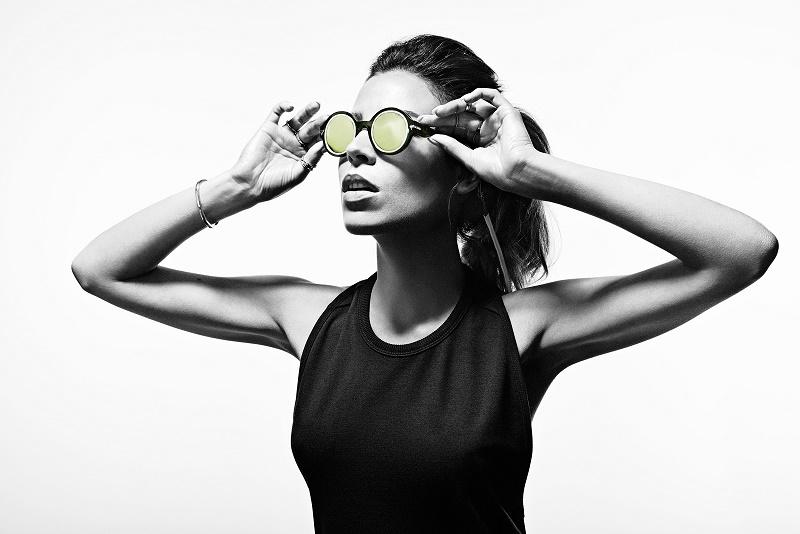 G-Star Raw X Eva Shaw, les lunettes en édition limitée