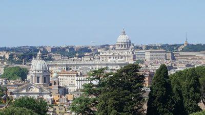 Sofitel Rome Villa Borghese, le paradis romain