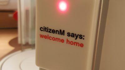citizenM Amsterdam, un hôtel nouvel génération à Amsterdam