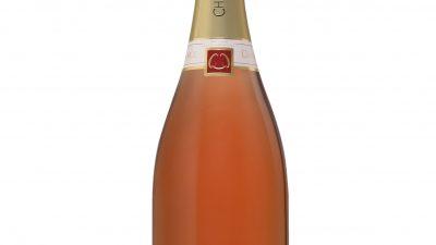 Chassenay d'Arce rosé Brut : le champagne de vos desserts