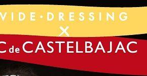 Vide-Dressing X J.C de Castalbajac à la rentrée!