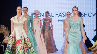 La mode voyage au cœur de l'Orient à l'occasion de la Haute couture