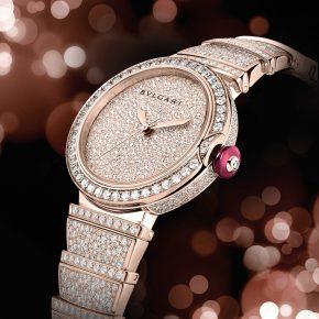 Bulgari Lucea, joaillerie horlogère