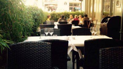 Drouant : déjeuner gourmand en terrasse