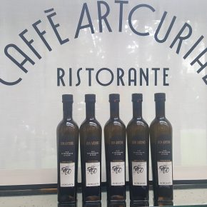 Caffe Artcurial, la confidentielle cantine italienne