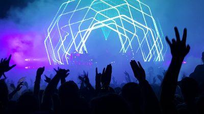 Festival Beauregard, rock et electro dans un cadre magnifique