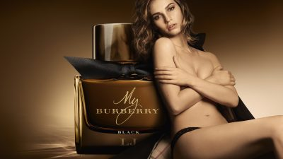 My Burberry Black, la Campagne