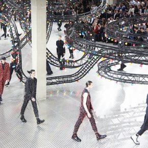 La fête foraine de Dior Homme été 2017