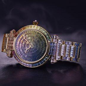 Chopard Imperiale Joaillerie, les couleurs de l'arc-en-ciel