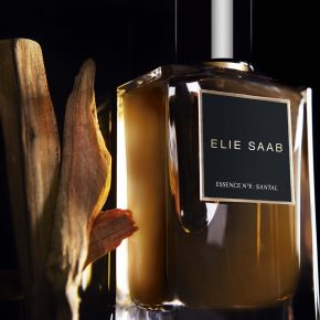 Elie Saab, collection des essences, Santal