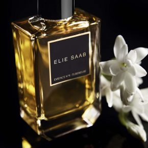 Elie Saab, Collection des essences, Tubéreuses