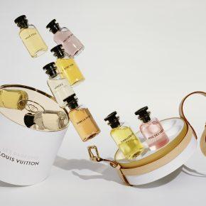 Le voyage à même la peau avec Louis Vuitton Parfums.