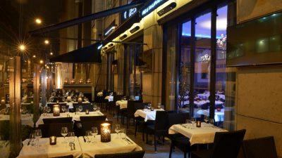 L'Oscar Café : resto Lounge à deux pas des Champs-Elysées