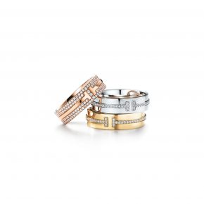 Tiffany & Co. – Nouvelles bagues Collection T Two