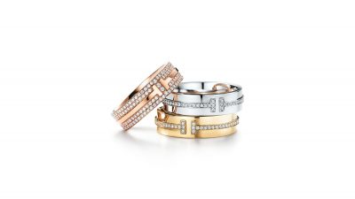 Tiffany & Co. – Nouvelles bagues Collection T Two