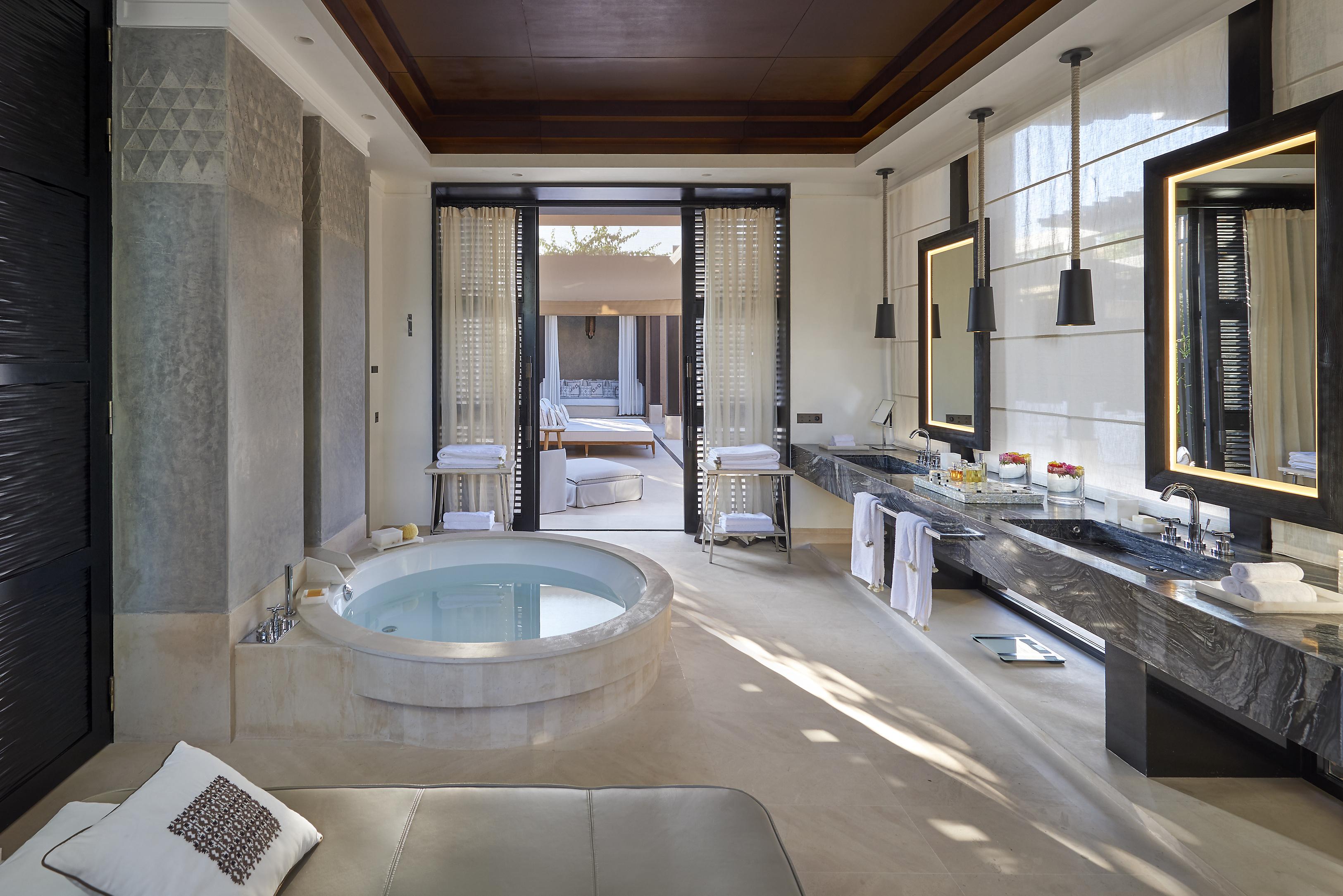 Salle De Bain Style Riad ~ salle de bain orientale salle de bain style oriental une salle de