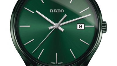 La Rado True se pare de couleurs