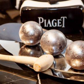 PIAGET DEVOILE SON LOUNGE PIAGET POLO S AU 7 RUE DE LA PAIX
