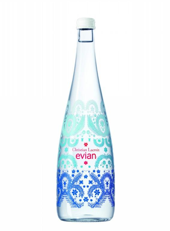 Evian x christian lacroix luxsure - Evian christian lacroix ...