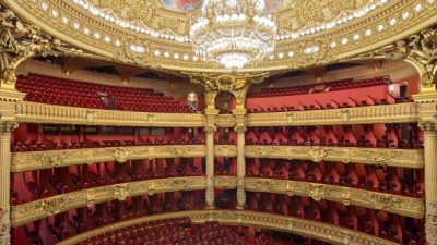 Rolex, Montre Exclusive de l'Opéra National de Paris