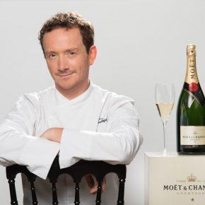 Nouveau chef de cuisine Moët & Chandon : Marco Fadiga